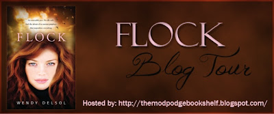 Flock Blog tour- review+author interview+ tour-wide giveaway