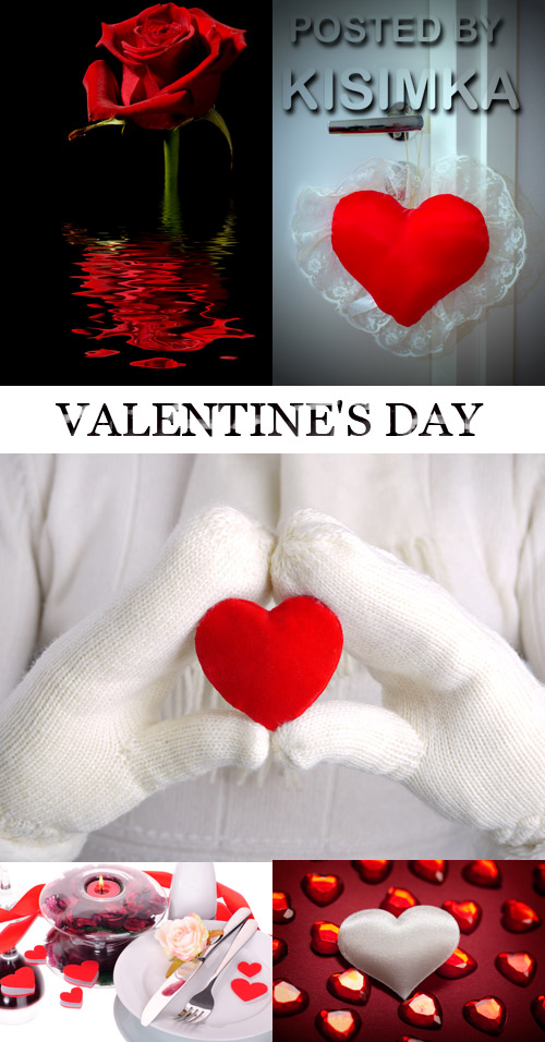 Stock Photo: VALENTINE'S DAY 13