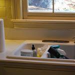 White Sinks