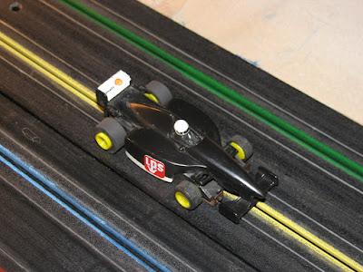 Dan Margetta #3 Penske HO Racing
