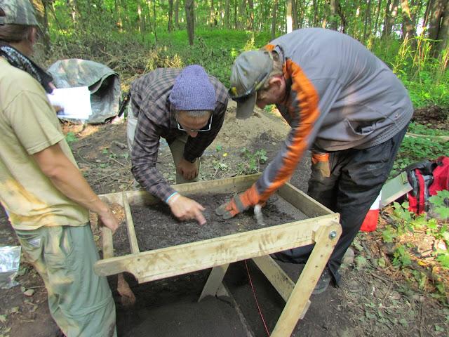 Apple Island Archaeology, early & 2014 - june%2B2014%2B014.JPG