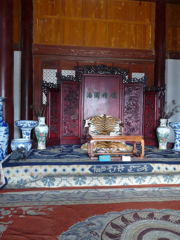 Chine. Yunnan.LIJIANG , Dragon snow mountain,puis lac LUGU - P1230209.JPG