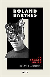 La cámara lúcida, de Roland Barthes