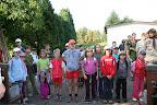 Druhý den ráno se nás sešla pořádná banda asi třiceti lovců pokladů.