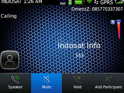 BlackBerry Theme Lasser IronDroid 9650/9700/9780 OS6