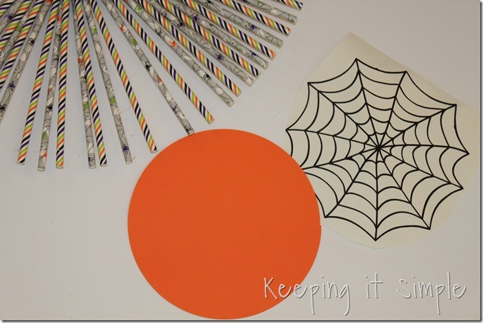 Halloween-decor-idea-paper-straw-wreath (7)