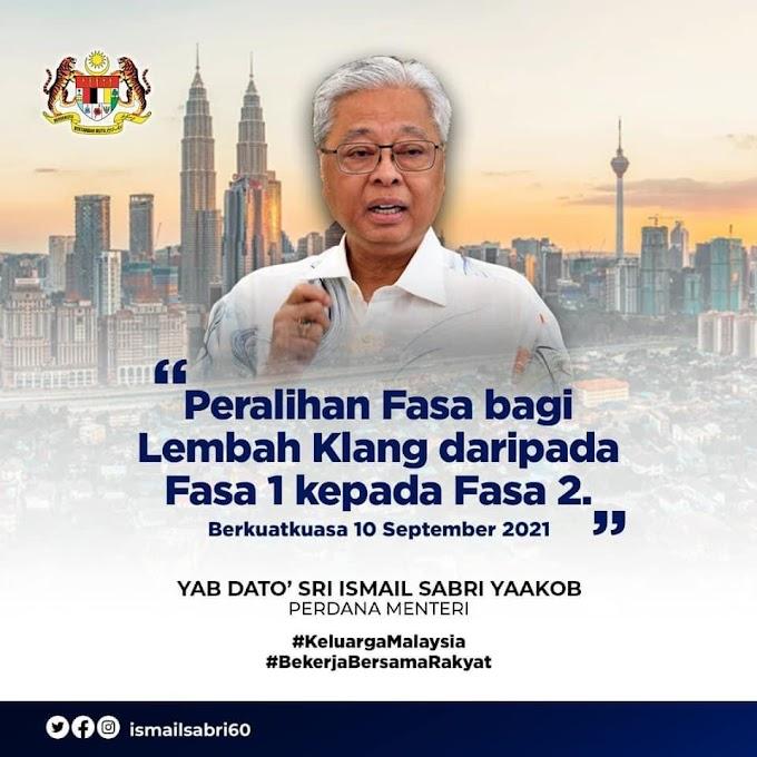 KL, Selangor, Putrajaya Ke Fasa 2 PPN