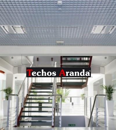 Servicios de Techos de Aluminio Madrid