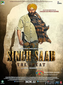 Singh Saab The Great - Singh Saab The Great poster