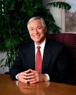 Brian Tracy Portrait, Brian Tracy