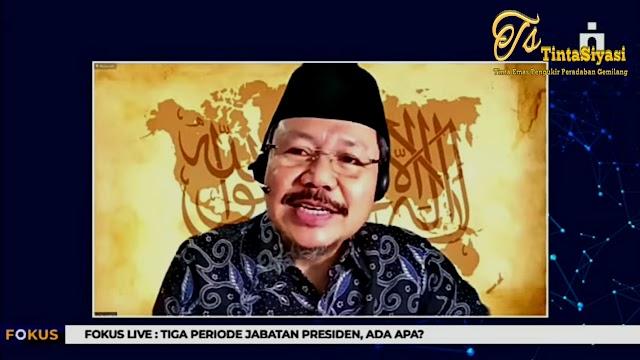 UIY Ungkap Dua Kelompok Penting yang Berharap Jabatan Presiden Tiga Periode