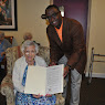 100th Birthday for Rose D. Zieff of Peekskill