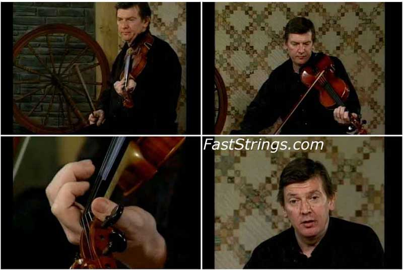 Kevin Burke - Learn to Play Irish Fiddle