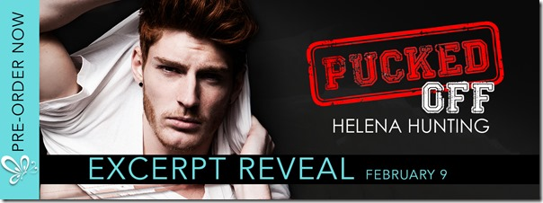 Pucked Off Excerpt Reveal