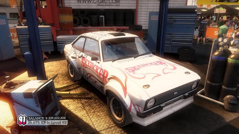 รายการรถกลุ่ม Rally ใน DiRT2 Cme-04
