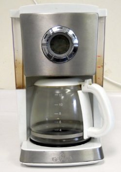 Free Gevalia Coffee Maker And Carafe : Under (add your price ranges) Gevalia CM650 Drip Coffee Maker w/ 12 Cup Carafe anggiangisik