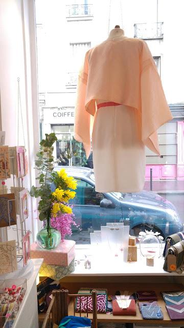 Boutique createur paris 14