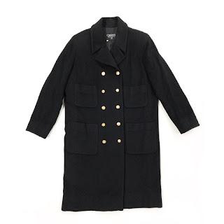 Chanel Boutique Coat