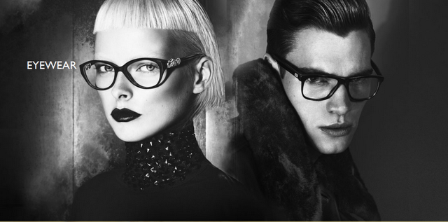 elza_versace_eyewear_fall_winter_2012_2013_campaign