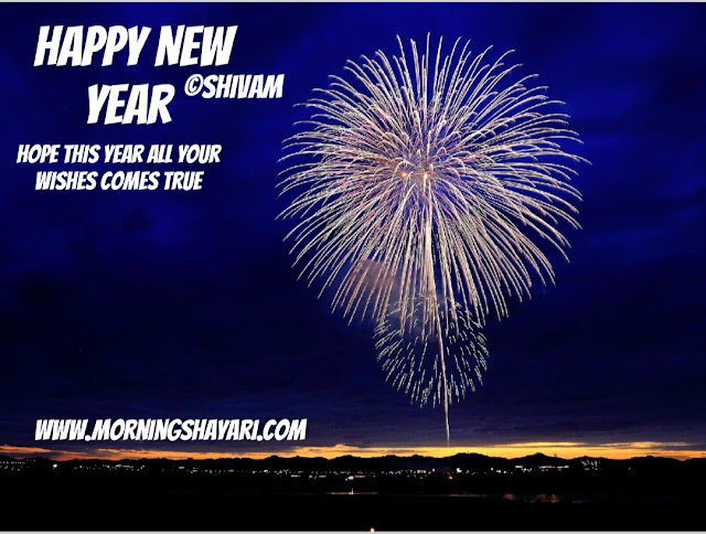 Year QuotesHappy New Year, New Year Poem, New Year quotes, Messages, Wishes, fireworks Image