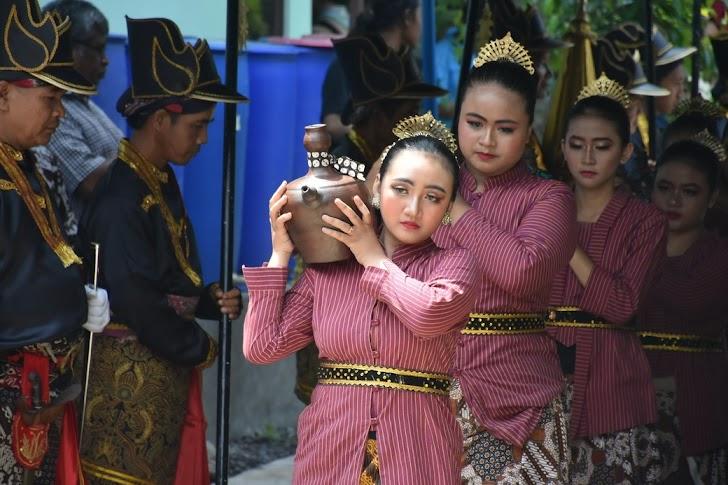 Kenduri Banyu Udan Ikut Lestarikan Budaya
