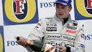 Kimi Raikkonen, McLaren MP4-21 got 3rd at the 2006 British F1 GP