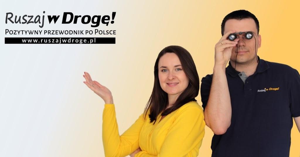 Ruszaj w Drogę - Pozytywny przewodnik po Polsce