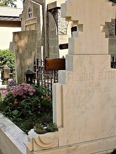 mormant florian pittis cimitirul bellu