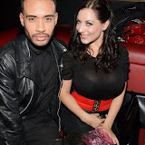 WWW.ENTSIMAGES.COM -      Dani Thompson  Celebrity loved fashion label; Lasula Boutique at The Rose Club, London October 17th 2013                                                   Photo Mobis Photos/OIC 0203 174 1069