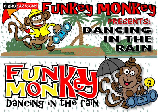 FUNKEY MONKEY: DANCING IN THE RAIN FESTIVAL