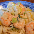 Quick Weeknight Dinner: Shrimp Noodle Bowl