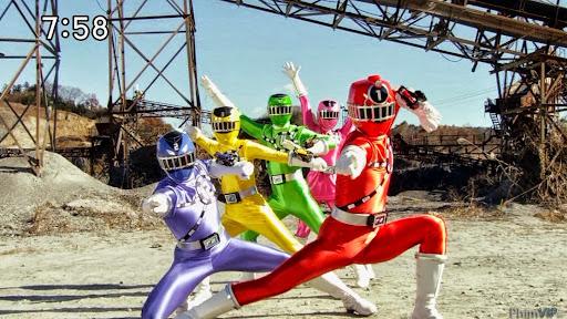 Phim Siêu Nhân Đường Sắt - Ressha Sentai Toqger (2014)