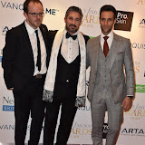 OIC - ENTSIMAGES.COM - Liam Fox, Stephen Handisides and Rik Makarem at the  My Face My Body Awards London Saturday 7th November  2015 Photo Mobis Photos/OIC 0203 174 1069
