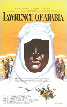 Poster Lawrence de Arabia