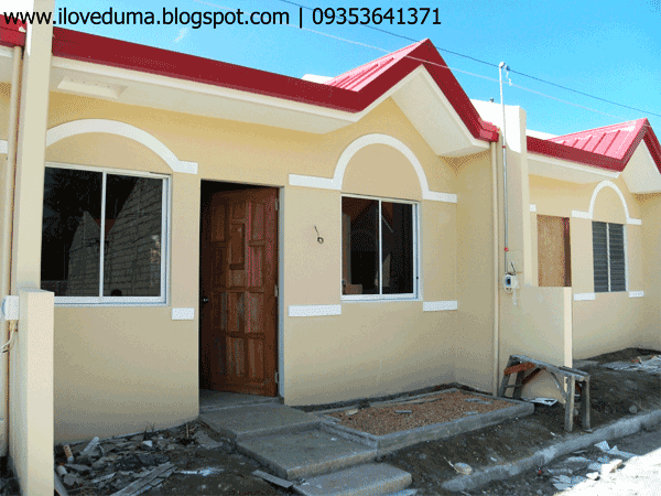 Del Rosario - View to one of the rooms - Dumaguete house and lot for sale