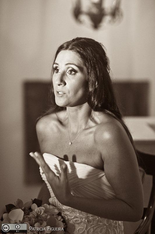 Foto de casamento 0649pb de Beatriz e Leonardo. Marcações: 23/04/2011, Casamento Beatriz e Leonardo, Fotos de Maquiagem, Joao Velasquez, Maquiagem, Maquiagem de Noiva, Rio de Janeiro.