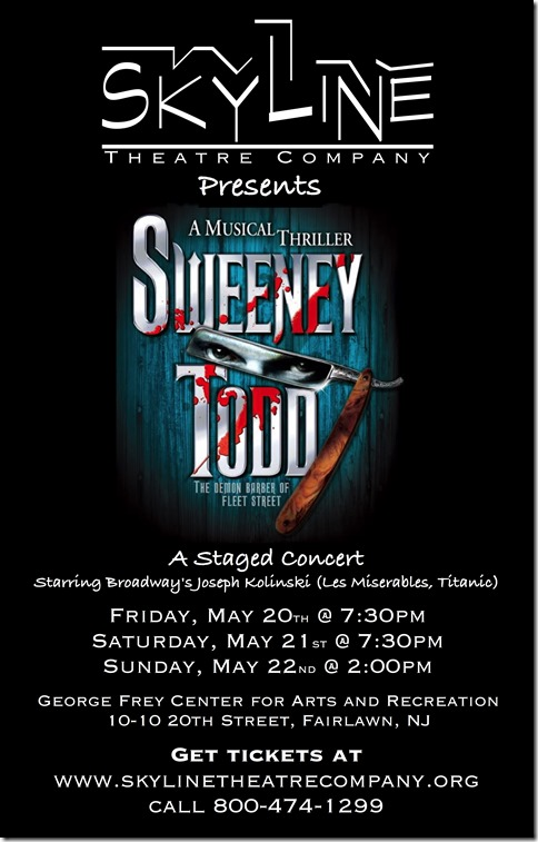 STC Sweeney Poster