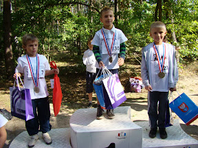 XVII Biegi Przełajowe o Puchar Prezydenta Miasta Legionowo (2011.09.17)