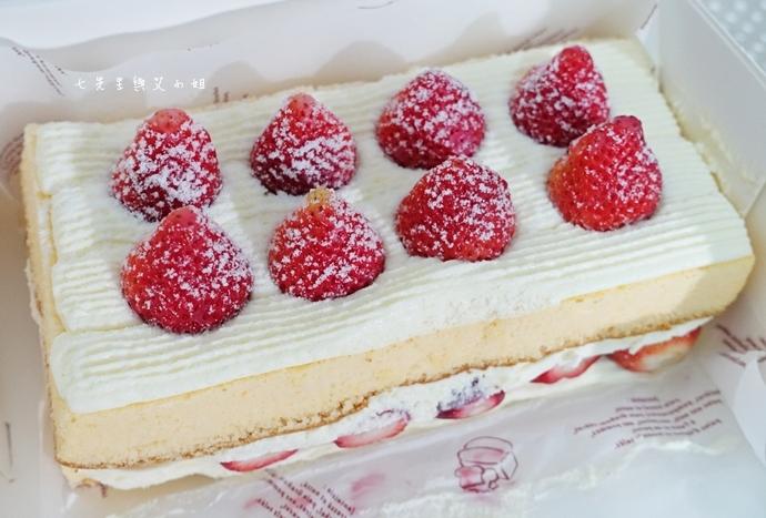 2 士林宣原烘焙蛋糕專賣店 草莓蛋糕