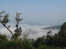Above the clouds in Mae Hong Son