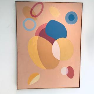 Miriam Hirschhorn Signed Painting