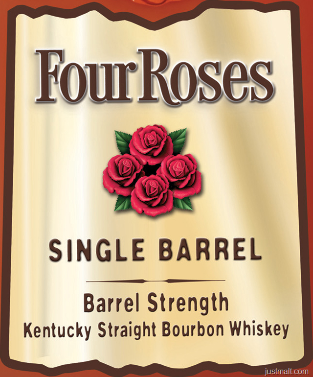 Four Roses SIngle Barrel - Barrel Strength