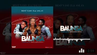 AUDIO: Best Naso ft Aslay – Baunsa | Download Mp