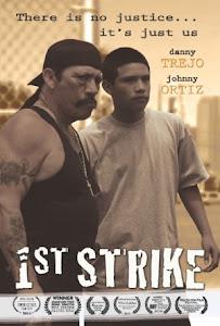 1st Strike Poster
