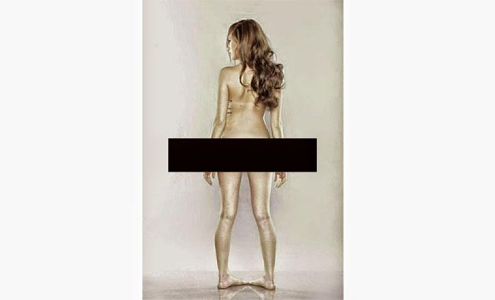Ellen Adarna NSFW Picture Leak 01_17_09_2014, Back View