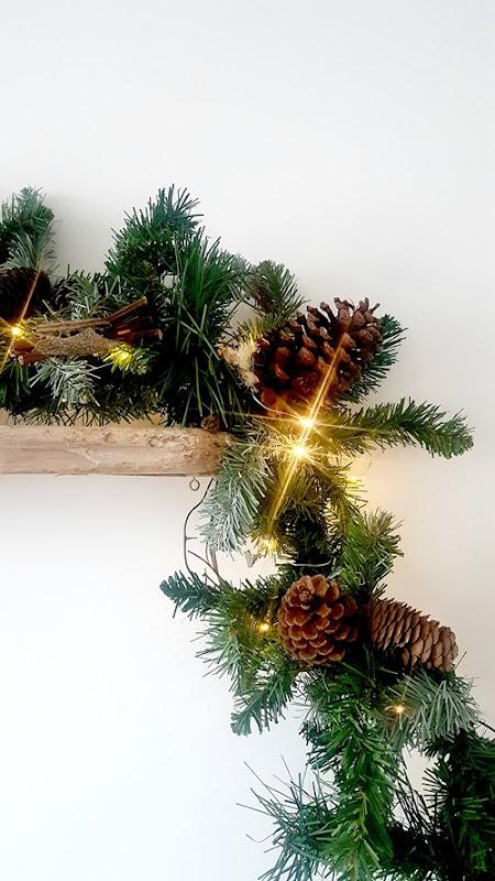 festive greenery