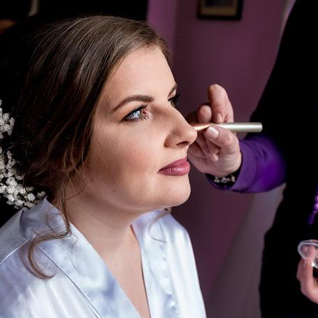 Wedding photographer Daniel Sandulean (sandulean). Photo of 16.02.2018