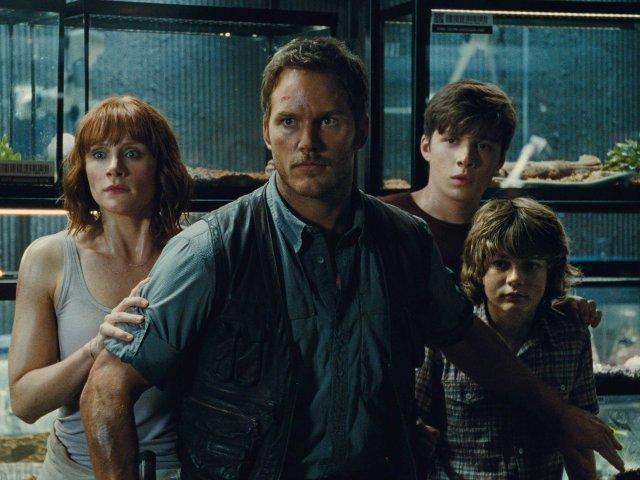 Jurassic World - 2015 En İyi Filmler