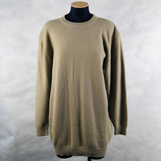 *SALE* Calvin Klein Collection Cashmere Tunic Sweater