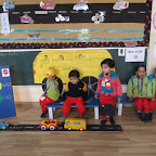 Introduction of Bus (Playgroup) 06.12.2016
